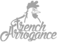logo french arrogance