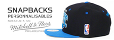 Casquettes personnaliss
