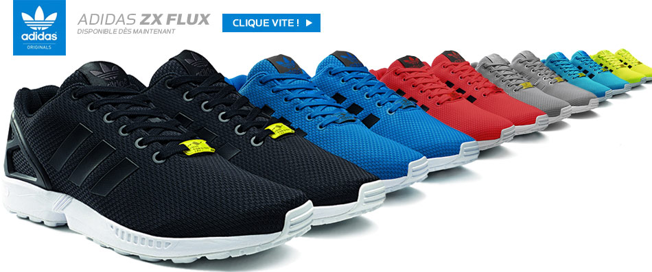Nouvelle Collection - ZX Flux
