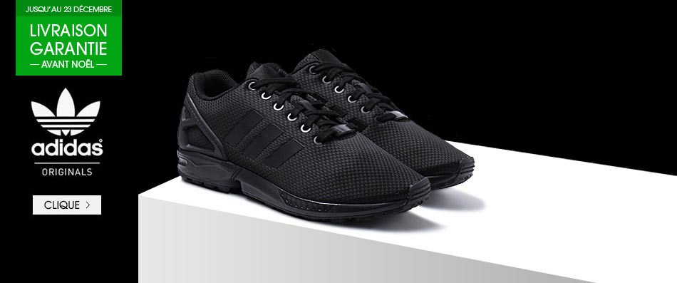Zx Flux All Black