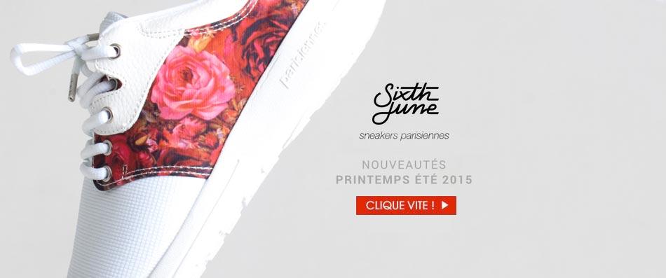Sneakers Parisiennes