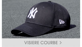 New Era Visiere Courbe