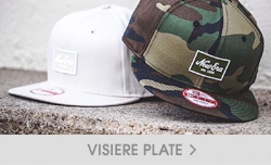 New Era Visiere Plate