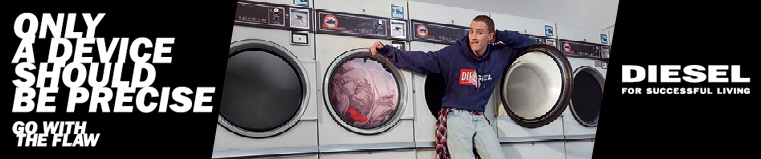 vêtements diesel